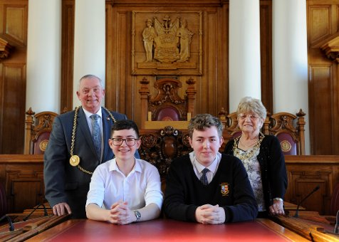 MEET SOUTH TYNESIDE'S NEW MEMBER OF YOUTH PARLIAMENT