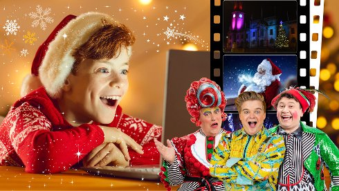 Lights, Camera, Action... Let the Christmas Countdown Begin!