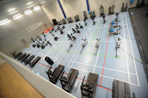 Leisure Centres Get Ready to Reopen