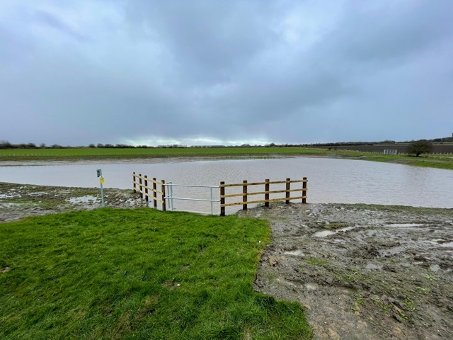 Flood Protect Project Put to the Test