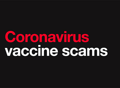 Vaccine scams