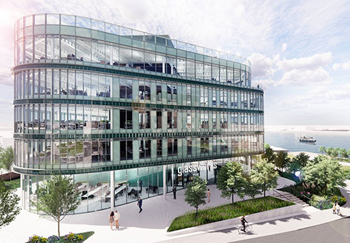 South Tyneside Council Awarded £3m from Government to Support The Glassworks Office Development