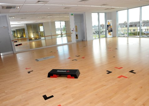 Step Up to Fitness as Classes Resume