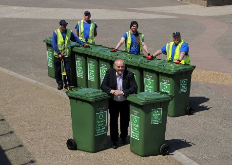Help Wave Goodbye to Seafront Litter