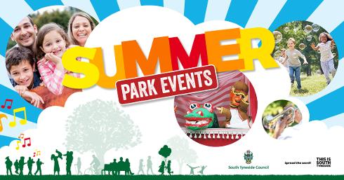 Parks Set the Stage for Summer in South Tyneside