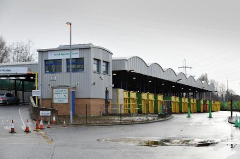 Recycling Village Bookings Get Set to Reopen