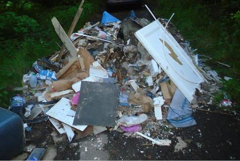 Council Action Following Flytipping Incidents